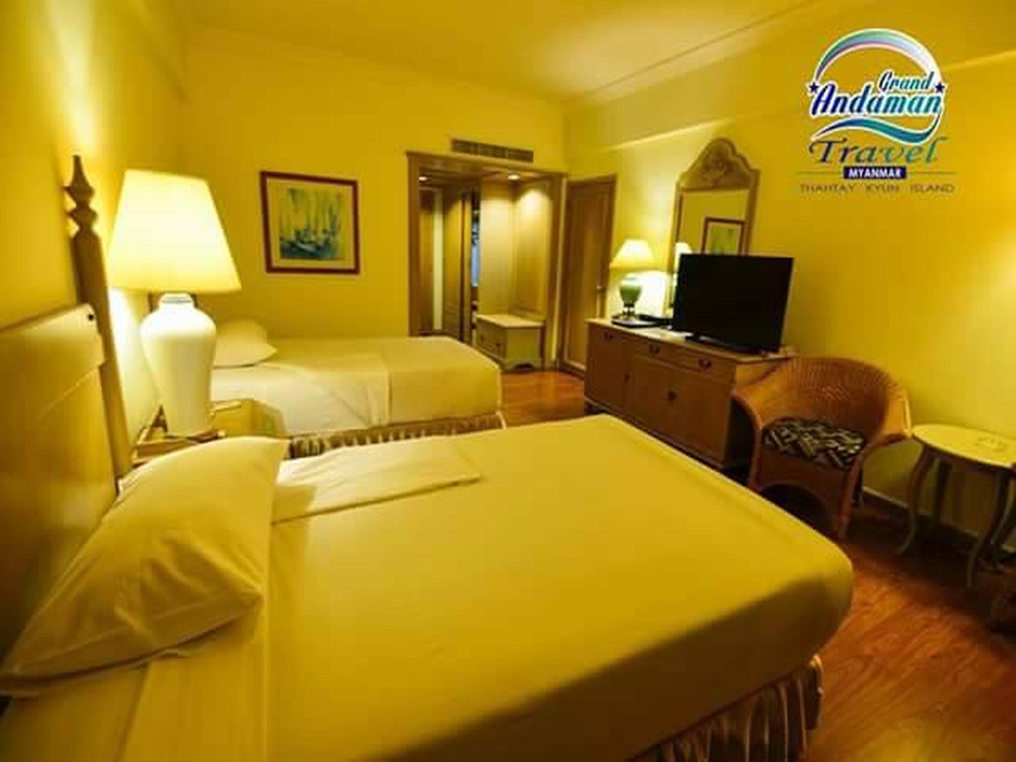 โรงแรมแกรนดฺ์อันดามัน