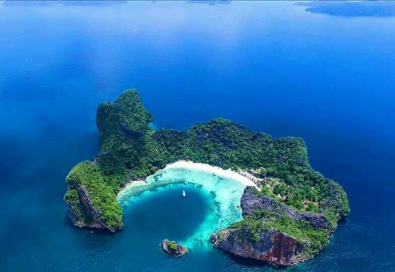 เกาะเกือกม้า Horse shoe Island